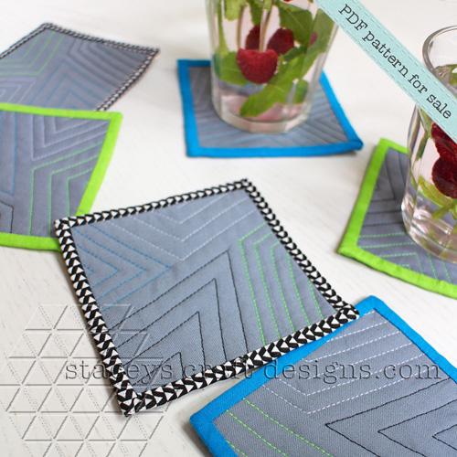 Crisp Cool Coasters