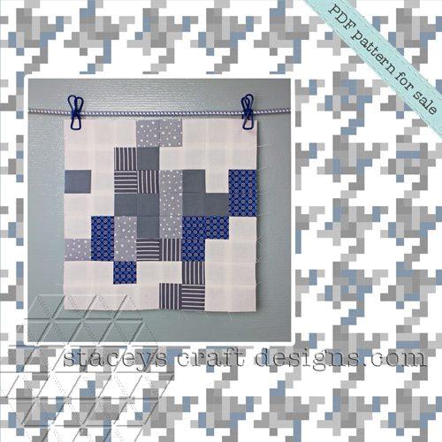 Pixelated-Houndstooth-block
