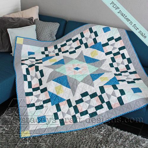 Jil Quilt pattern