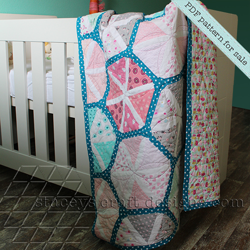 Lois Quilt PDF pattern by Staceys Craft Designs [1]