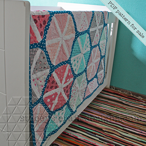 Lois Quilt PDF pattern by Staceys Craft Designs [2]