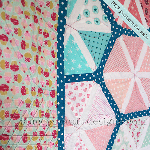 Lois Quilt PDF pattern by Staceys Craft Designs [3]