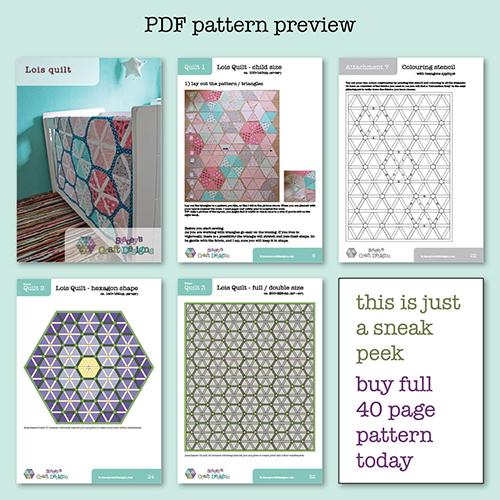 PDF preview Lois Quilt