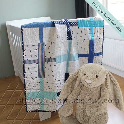Thin & Thick Pluses Quilt