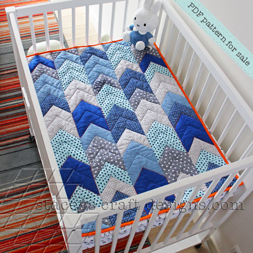 Totally Smitten Quilt Pattern out now