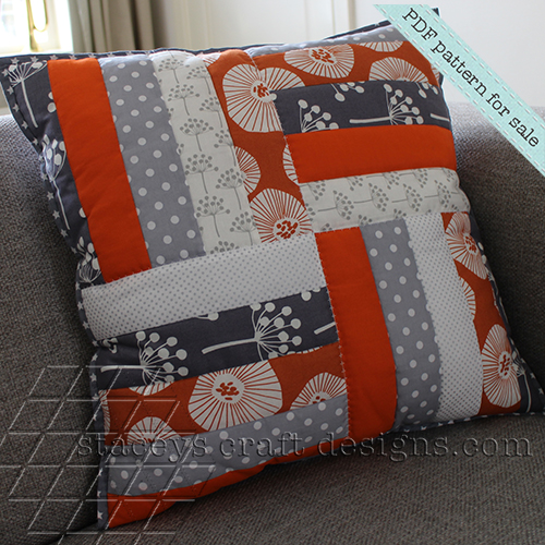 larger style_equal strips and stripes cushion by staceys craft designs